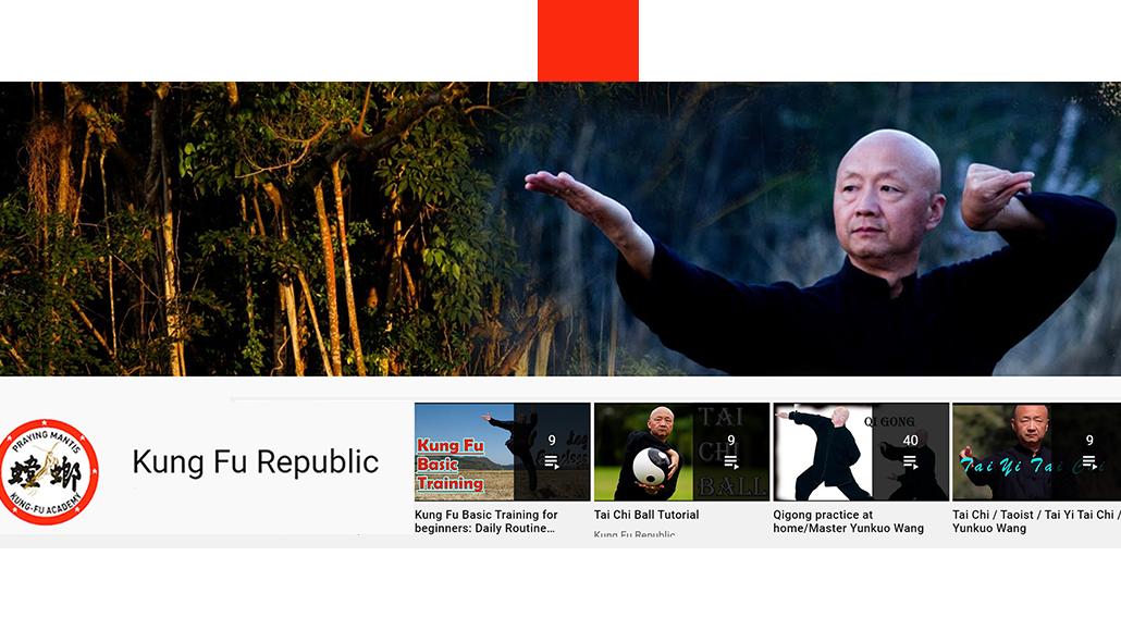Kungfu Republic YouTube-Channel Tai Chi